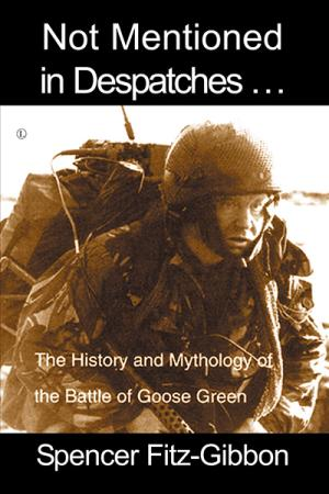 Not Mentioned in Despatches: The History...