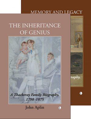 A Thackeray Family Biography 1798-1919: Two Volume Set